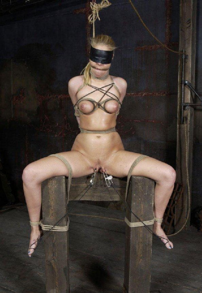 Kinky Girlfriends Bound And Gagged My Bdsm Gf-9271